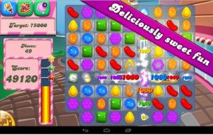 Candy Crush Saga Windows 7