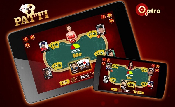 Teen Patti for PC Download on Windows 7/8/XP Free