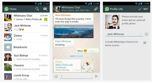 WhatsApp for PC Download (Windows 7/8/XP/8.1) Computer