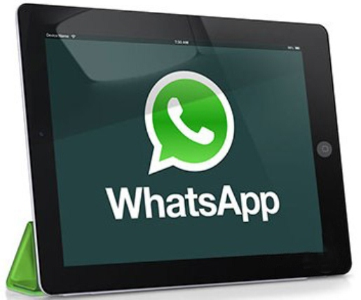WhatsApp for iPad Download without Jailbreaking Easily