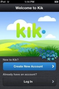 kik download for iphone